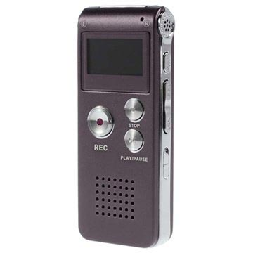 Portable Diktafon SK-012 - Lila