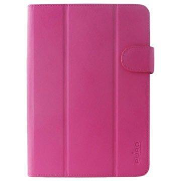 Puro Book Easy Universal Fodral för Surfplatta - 8 - Rosa