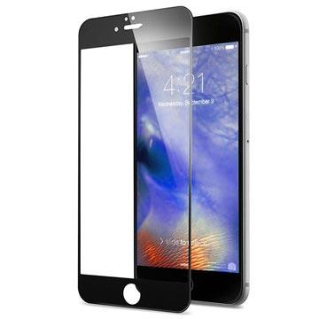 iPhone 7 Rurihai 4D Full Frame Härdat Glas Skärmskydd - Svart ... 1f4bfcdeeb7b1