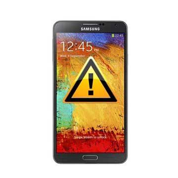 Samsung Galaxy Note 3 SIM-kort och Minneskortläsare Reparation