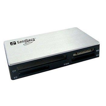 Sandberg USB 3.0 Multi Kortläsare