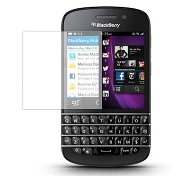 BlackBerry Q10 Displayfilm - Klar