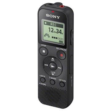 Sony ICD-PX370 Diktafon - Svart