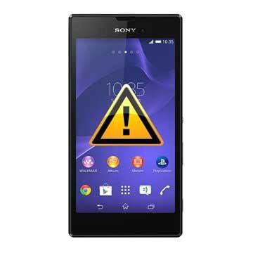 Sony Xperia M2 Aqua SIM-kort och Minneskortläsare Reparation