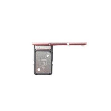 Sony Xperia XA2 SIM Kort Facket 306J24S0400 - Rosa