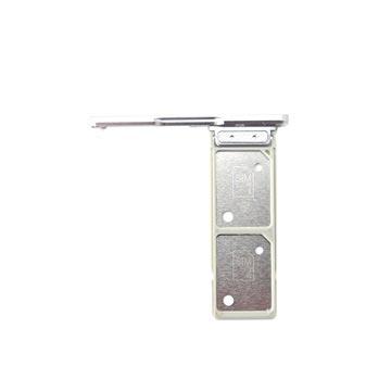 Sony Xperia XA2 Ultra Dual SIM Kort Facket 306J24Q0400 - Silver
