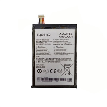 Alcatel Hero 2 Batteri TLP031C2 - 3100mAh
