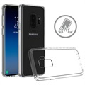 Samsung Galaxy S9 Anti-Shock Crystal Hybridskal - Klar