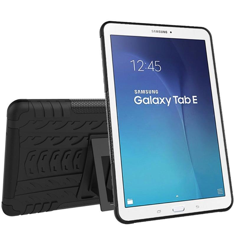Samsung Galaxy Tab E 9.6 T560, T561 Anti-Glid Hybrid Skal ...
