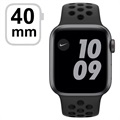 Apple Watch Nike SE LTE MG013FD/A (Antracit/Svart Sport Band) - 40mm