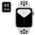 Apple Watch Nike Series 5 GPS MX3V2FD/A - 44mm - Silver