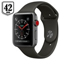 Apple Watch Series 3 LTE MR302ZD/A - Aluminium, Sportband, 42mm, 16GB