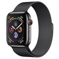 Apple Watch Series 4 LTE MTX32FD/A - Rostfritt Stål, Milanesisk Loop, 44mm, 16GB