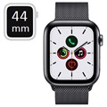 Apple Watch Series 5 LTE MWWL2FD/A - Rostfritt Stål, Milanesisk Loop, 44mm