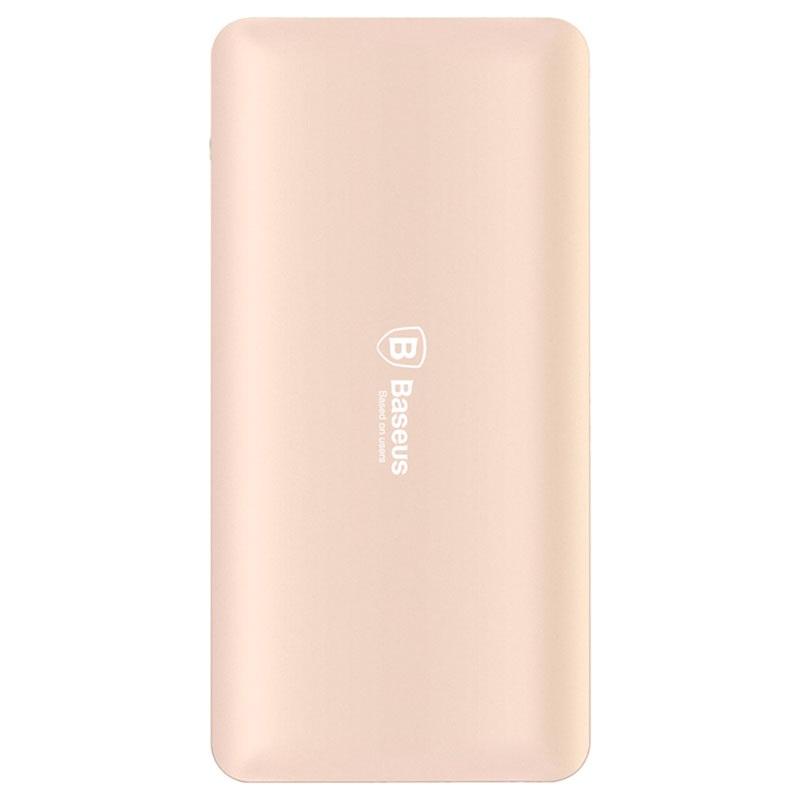 Ett guldigt 10000mAh Baseus Galaxy Series dubbel USB powerbank. 95af4f9dbb779