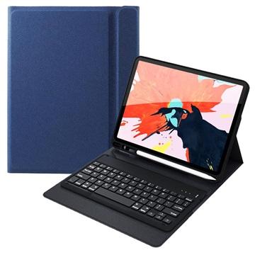 iPad Pro 11 Fodral med Bluetooth-tangentbord - Blå c557d4585ef8b