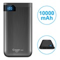 Cager S100 Dubbel USB Powerbank - 10000mAh