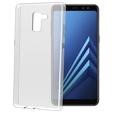 Samsung Galaxy A8 (2018) Celly Gelskin TPU-skal a88847ea6476d