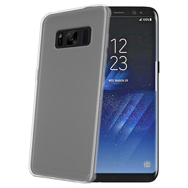 Samsung Galaxy S8 Celly Gelskin TPU-skal 4063f5cc9cf31