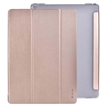 Devia Light Grace iPad Air (2019) Tri-Fold Smart Foliofodral