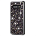 Diamond Series Samsung Galaxy S10 Hybrid Skal