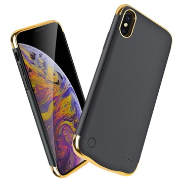 Electroplated iPhone XS Max Batteriskal