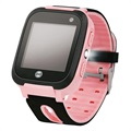 Forever Call Me KW-50 Smartwatch med LED-ljus - Rosa