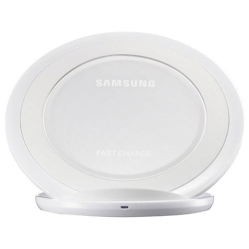 Samsung trådlös laddare snabbladdning vit