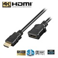 Goobay HDMI Extension Kabel med Ethernet