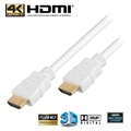 High Speed HDMI / HDMI Kabel - Vit