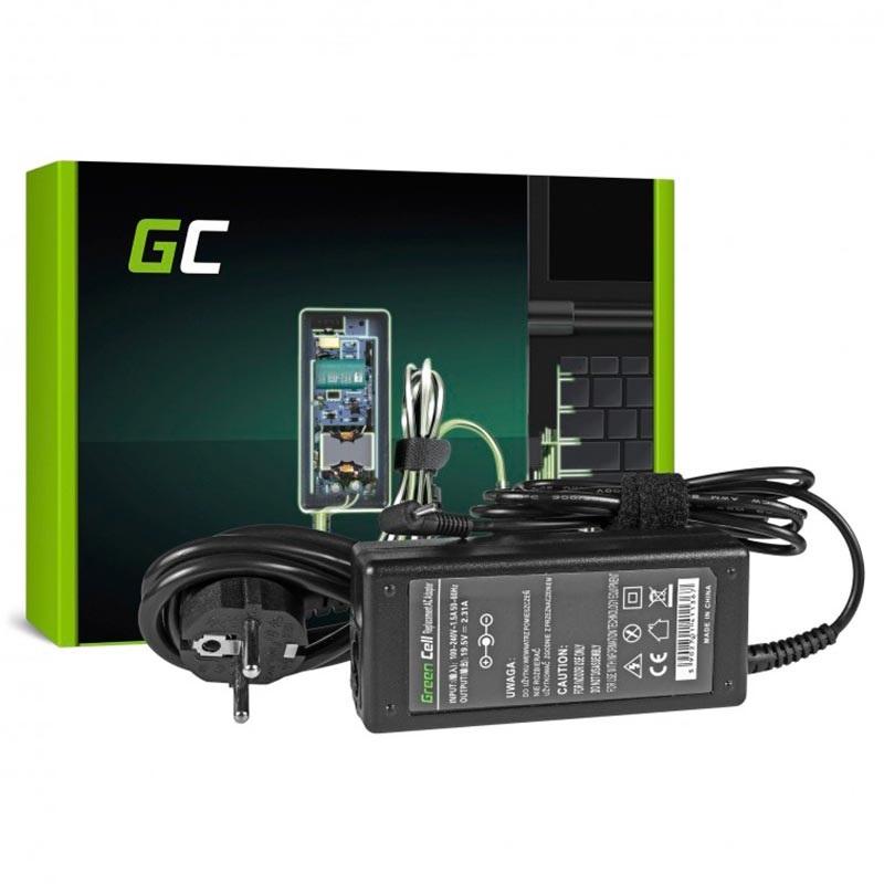 Green Cell LaddareAdapter Acer Chromebook 11, 13, Asus ZenBook UX21E, UX31E 45W