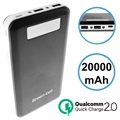 Green Cell PB93 Qualcomm QC 2.0 Powerbank - 20000mAh