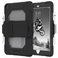 Griffin Survivor All-Terrain iPad 10.2 Hybrid Skal - Svart