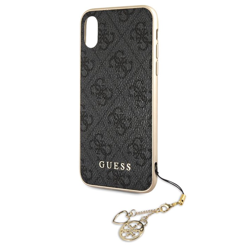 Guess Charms Collection 4G iPhone XR Skal 2faffbe13d585
