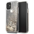 Guess Glitter Collection iPhone 11 Skal - Guld