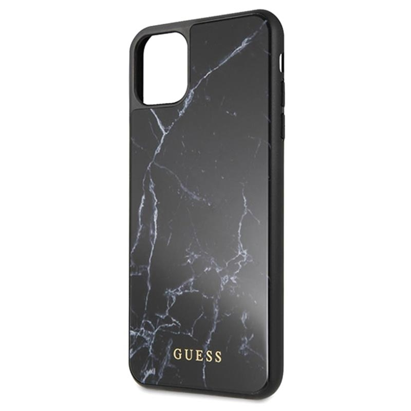 Guess Marble Collection iPhone 11 Pro Max Hybrid Skal
