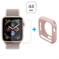 Hat Prince Apple Watch Series 4 Full Skyddskit - 44mm - Rosa