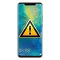 Huawei Mate 20 Pro Volymknapp / Strömknapp Flexkabel Reparation