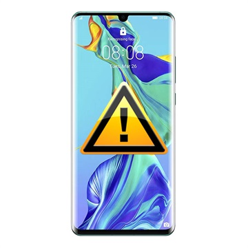 Huawei P30 Pro Ringsignals Högtalare Reparation