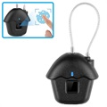 IP54 Water Resistant Smart Fingerprint Luggage Lock HK-03