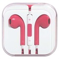 In-ear Headset - iPhone, iPad, iPod - Rosa