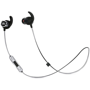 JBL Reflect Mini 2 In-Ear Trådlös Sport Hörlurar - iOS - Svart