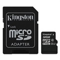 Kingston Canvas Select MicroSDHC Minneskort SDCS/32GB - 32GB