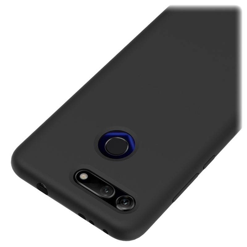Honor View 20 Liquid Silicone Skal