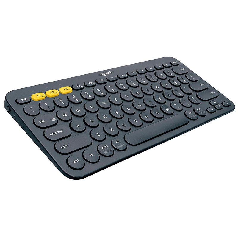 Logitech K380 Multi-Device Bluetooth Tangentbord - Nordisk Layout