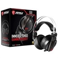 MSI Immerse GH60 Gaming Headset med Mikrofon - Svart