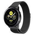 Samsung Galaxy Watch Active Magnetisk Milanesisk Loop