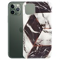 Marble Series iPhone 11 Pro Max TPU-skal