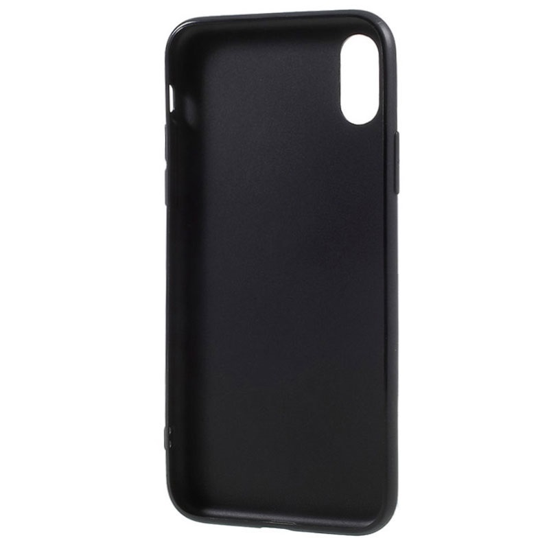 iPhone X / iPhone XS Anti-Fingeravtryck Matt TPU-skal
