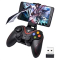 Mikiman M1 Dual Mode Trådlös Bluetooth Gamepad - iOS, Android
